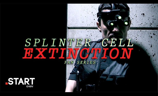 Splinter Cell: Extinction – Kısa Film Serisi