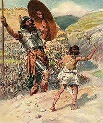 David ve Goliath nedir?