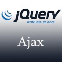 Ajax ve jQuery